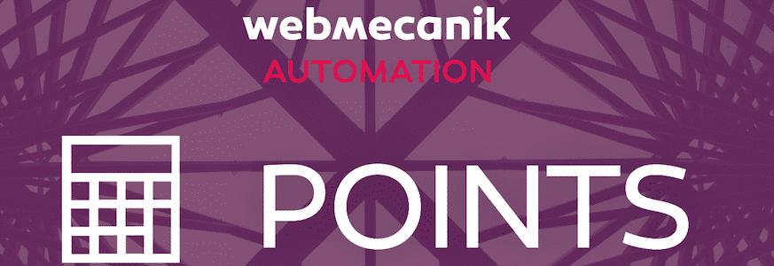 tuto-webmecanik-points
